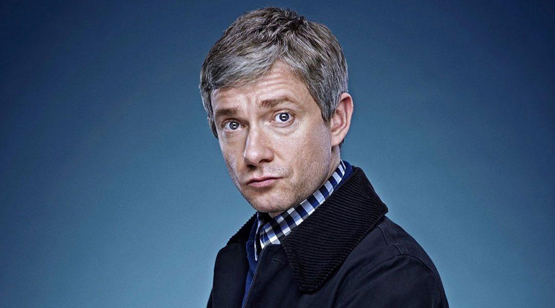 """Martin Freeman y la controversia con sus dichos sobre """"Sherlock"""""""