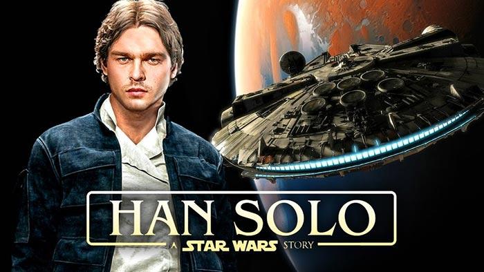 """La decepción de """"Han Solo: Una historia de Star Wars"""""""